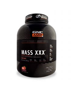 GNC AMP Mass -Fresa