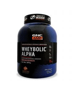 GNC AMP Wheybolic Alpha -Chocolate