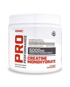 GNC Pro Performance Creatina Monohidratada 5000 mg