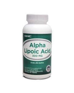 GNC Ácido Alfa-Lipóico 300 mg