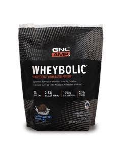 GNC AMP Wheybolic -Galletas con Crema
