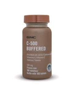 GNC Vitamina C Buffered 500 mg