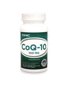 GNC Coenzima Q-10 100 mg