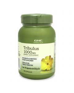 GNC Herbal Plus Tribulus Terrestris 1000 mg