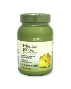 GNC Herbal Plus Tribulus Terrestris 1000 mg