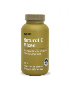 GNC Vitamina E Mixed 400 UI