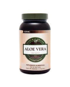GNC Nature Brand Aloe Vera 25 mg