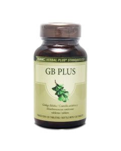 GNC Nature Brand Ginkgo Biloba plus