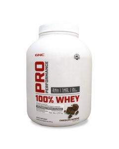 GNC Pro Performance 100% Whey Protein -Chocolate
