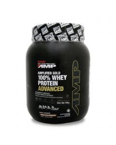 GNC Pro Performance AMP 100% Whey Protein Advanced-Chocolate