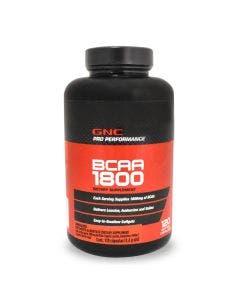 GNC Pro Performance BCAA 1800 mg Aminoácidos Ramificados