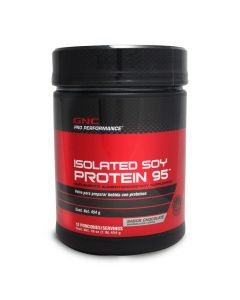 GNC Pro Performance Isolated Soy Protein 95 -Chocolate