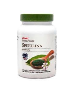 GNC Super Foods Espirulina