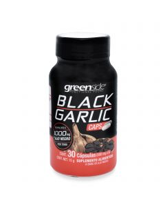Green Side Black Garlic