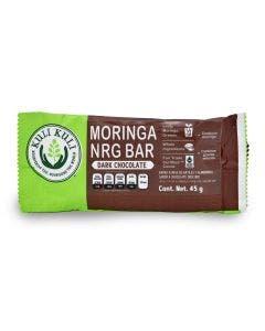 Kuli Kuli Barra con Moringa -Chocolate Oscuro