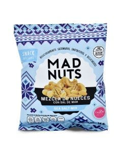 Mad Nuts Snack Sal de Mar