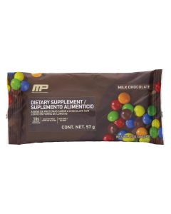 Muscle Pharm Dulces de Proteína Chocolate