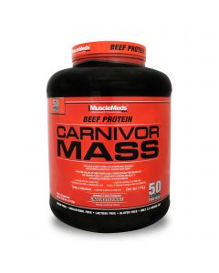 MuscleMeds Carnivor Mass -Chocolate