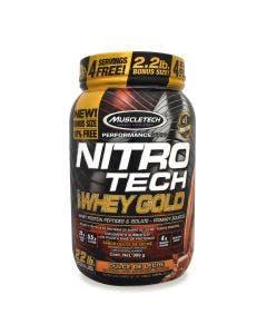 Muscletech 100% Whey Gold -Dulce de Leche
