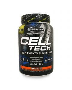 Muscletech Cell Tech -Naranja