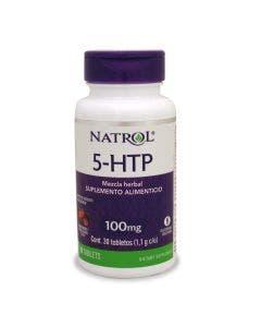 Natrol 5-HTP Fast Dissolve 100 mg -Moras