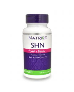 Natrol Skin Hair & Nails Q10 Biotin