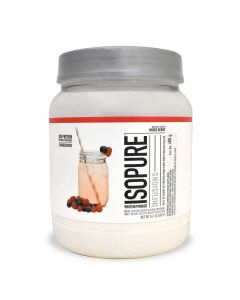 Natures Best Isopure Infusions -Mixed Berry
