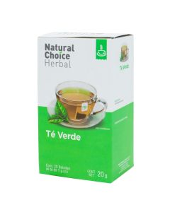 Natural Choice Te Verde