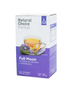Natural Choice Te Full Moon