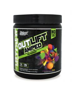 Nutrex Outlift Amped Pre-Workout -Cosmic Blast