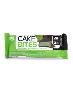 Optimum nutrition Cake Bites -Chocolate con Menta