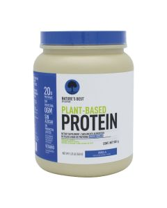 Natures Best Isopure Plant-Based Protein -Vainilla