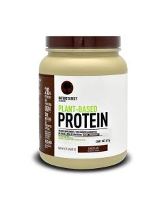 Natures Best Isopure Plant-Based Protein - Chocolate