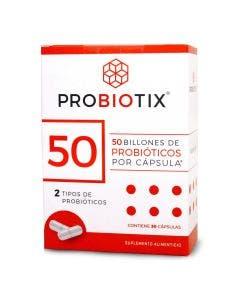 Probiotix Probióticos 50 Billones UFC