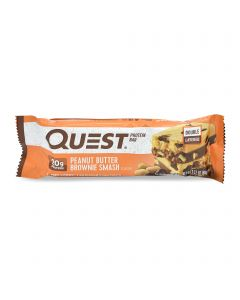 Quest Nutrition Barra -Brownie de Crema de Cacahuate