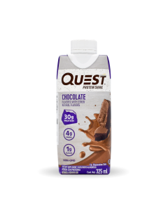 Quest Nutrition Bebida de Proteína Cremosa -Chocolate