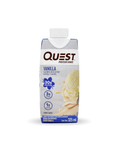 Quest Nutrition Protein Shake - Vainilla