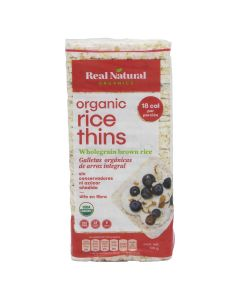 Rise Thins Wholegrain Brown Rise