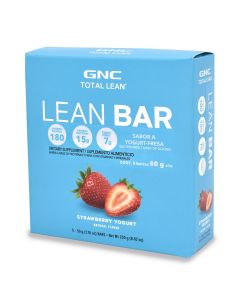 GNC Total Lean Barra - Yogurth de Fresa