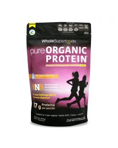 WholeSuperFoods Pure Organic Protein -Chocolate