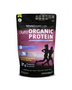 WholeSuperFoods Pure Organic Protein -Vainilla
