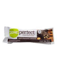 Zone Perfect Barra Snack -Chocolate Oscuro y Almendra