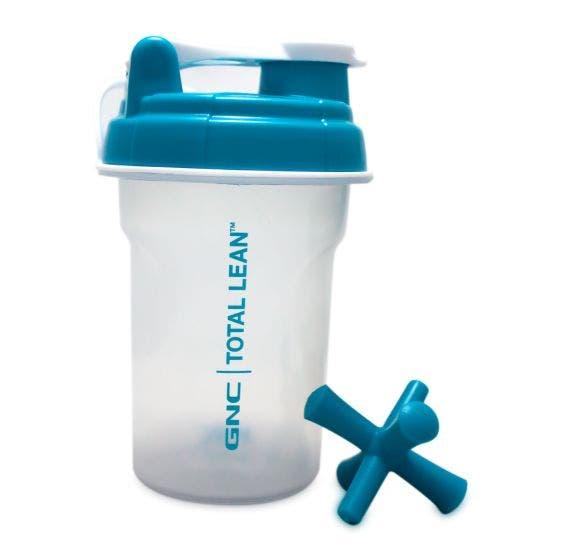 GNC Total Lean Shaker Mini Azul - 20 oz