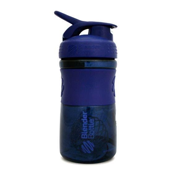 Blender Bottle Shaker Deportivo Azul - 20 Oz
