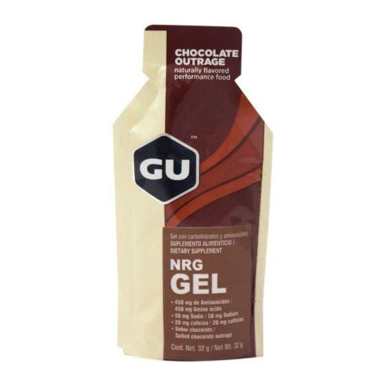 GU Gel -Chocolate