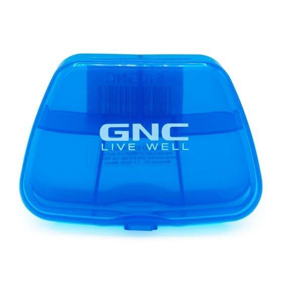 GNC Pastillero 5 divisiones