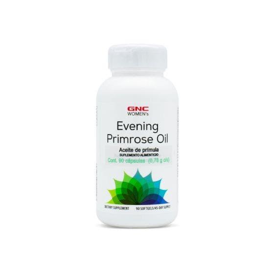 GNC Women's Aceite de Prímula - 90 Cápsulas