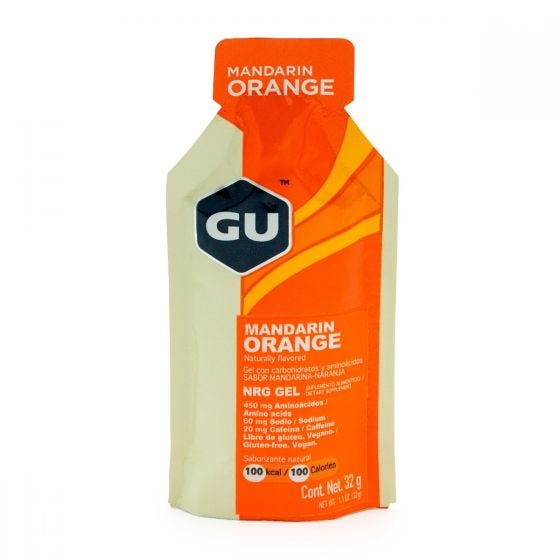 GU Gel Naranja - 32 gr