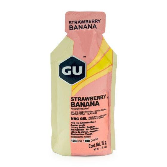 GU Gel Fresa Plátano - 32 gr