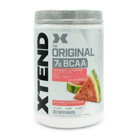 Xtend BCAA aminoácidos Ramificados Sandía - 384 gr